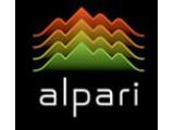 Логотип Альпари-Тула, финансовая компания