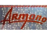 Логотип Армано, салон красоты