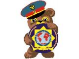 Логотип ЮКРСМПА, Юридический колледж российской секции международной полицейской ассоциации