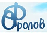 Логотип Фролов, сеть торговых домов