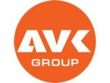 Логотип АВК групп, ООО