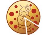 Логотип Пицца24