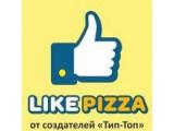 Логотип Лайк пицца, ООО