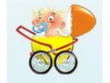 Логотип 1001 коляска
