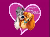 Логотип Груминг салон леди и Бродяга