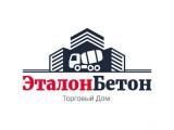 Логотип Торговый Дом «Эталон Бетон», ООО