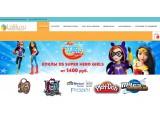 Логотип Lolilu.ru интернет магазин детских игрушек