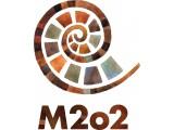 Логотип М2о2 - коттеджный поселок
